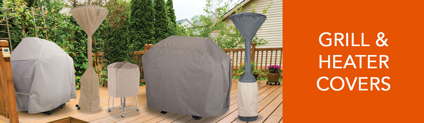 Grill & Heating Covers