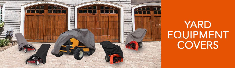 Yard Equipment Covers