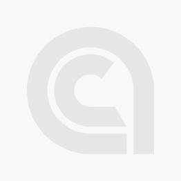 "Monterey 8ft Outdoor Log Rack Cover, 96""L x 24""W x 42""H, Black"
